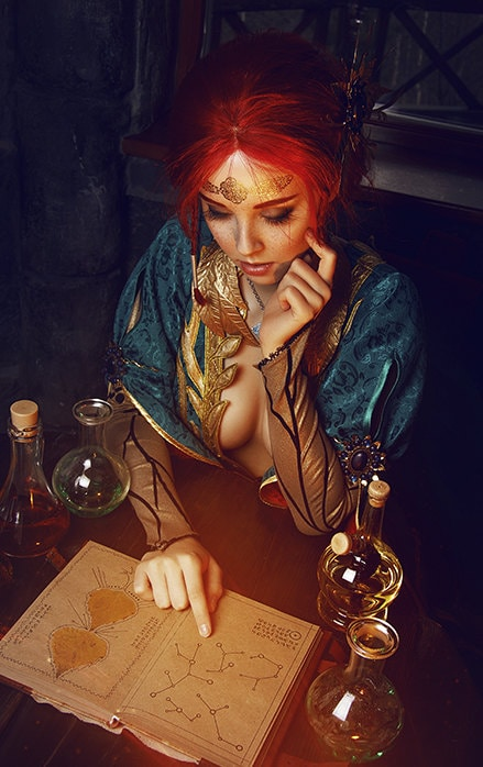 witcher cosplay calendar The