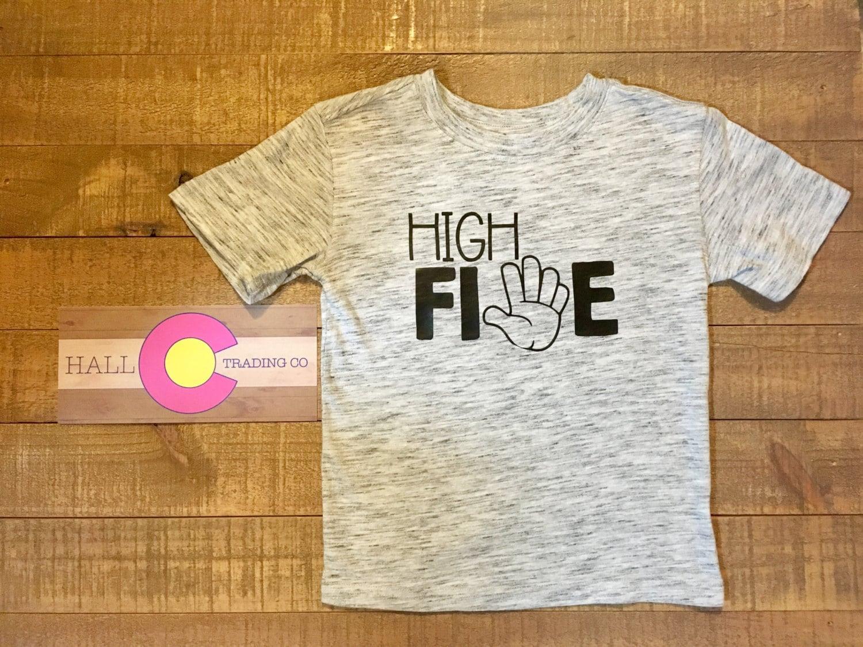 High Five T Shirt