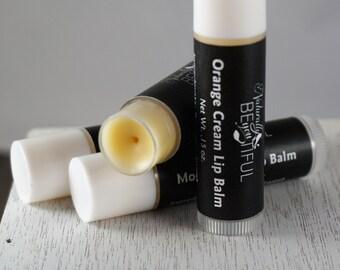 Natural Lip Balm/ Essential Oil Lip Balm/ Shea Butter Lip Care/Chapped Lips/Cocoa Butter Lip Balm/Lip Moisturizer/ Bees Wax Lip Balm