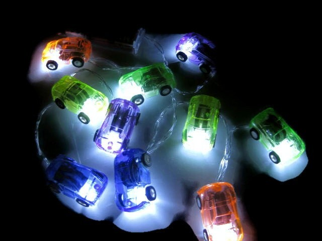 String Lights For Cars : String Lights Cars Night LightsBattery Operated LED