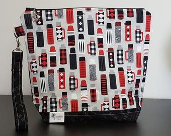 Knitting Project Bag - Medium