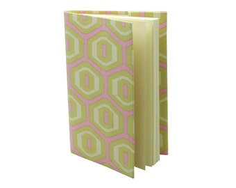 Rechargeable fabric notebook