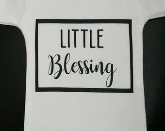 Little Blessing Onesie 0-3 months