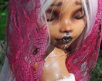 Monster high ooak viola