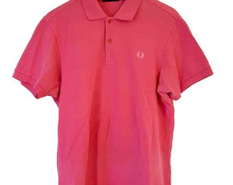 Fred Perry polo piké vintage made in englad 90s