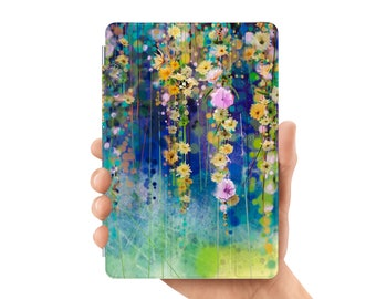 ipad pro case smart case cover for ipad mini air 1 2 3 4 5 6 pro 9.7 12.9 retina display flower