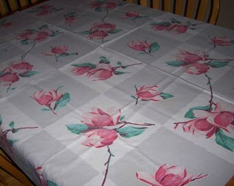 wilendur Tulip tablecloth