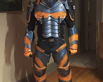 Deathstroke cosplay etsy for Deathstroke armor template