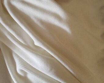 95% Micro Bamboo  PFD Rib 5-Spandex natural fiber