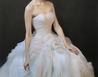 LS1/ Alice- 3D Wedding Dress Collection