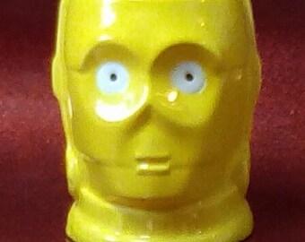 1983 Star Wars C-3PO Ceramic Mug by Sigma