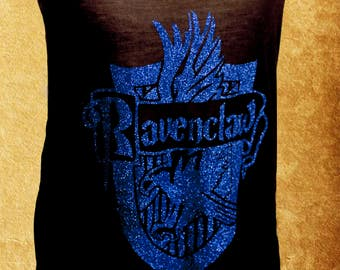 Women's Ravenclaw Tank Top : HP Inspired