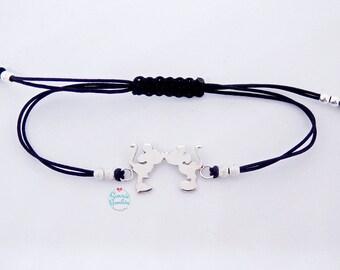 Mickey Mouse Disney bracelet   Mickey Mouse Minnie Mouse Disney bracelet   Disney jewelry   Kiss minnie mouse mickey mouse disney jewellery