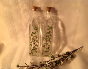 Oil & vinegar cruets//cruets//bridal shower//house warming//birthday gifts//home decor//gifts for her//mother's day//Christmas