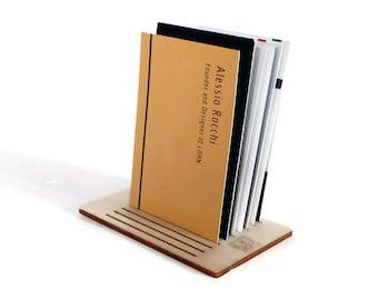 Laser cut wood card holder,business gift,business card holder,business card stand,office desk accessories,home office,office accessories