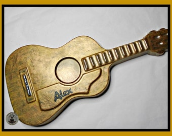 Acoustic Guitar Etsy