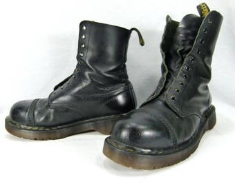 Authentic, vintage, Dr Martens, made in England EU 44/US 10.5