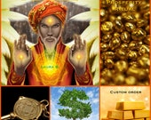Laura B. Jupiter Prosperity Ritual - Performed On Thursday March 13, 1017