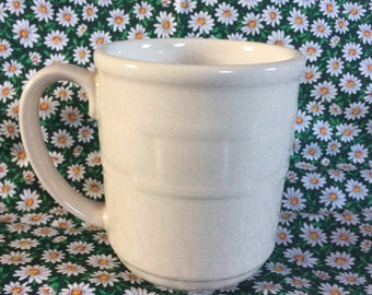 Longaberger coffe mug