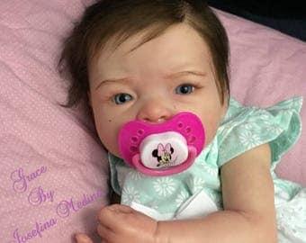 Grace/Grayson reborn baby doll