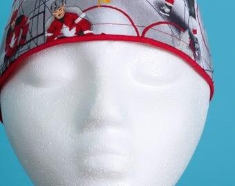 Adjustable medical cap... hockey