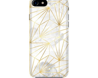 Marble Case, iPhone 5/5S/SE cases, iPhone 6/6S, iPhone 7 case, gift, Geometric