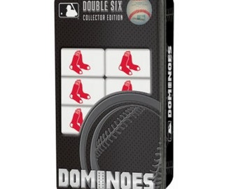 MLB Boston Red Sox Dominoes
