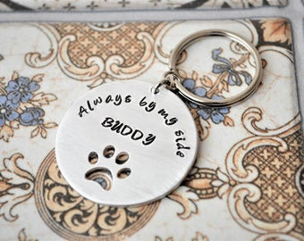Pet Key Ring - Remembrance