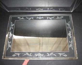 Vintage Mirror Made In The 40's