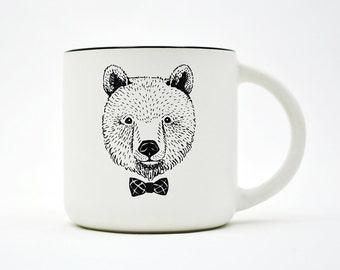 The Bear- beautiful mug