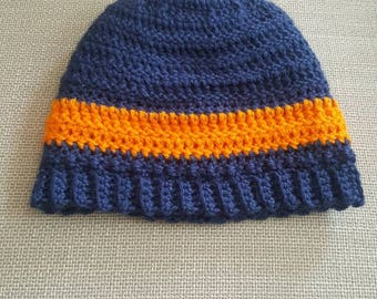 Croched kids / adult beanie hat