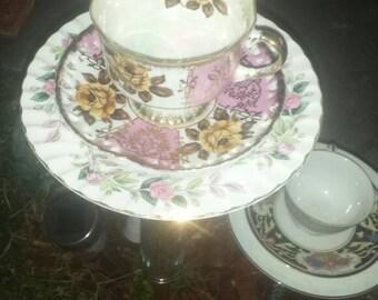 Free shipping * tea cup bird feeder