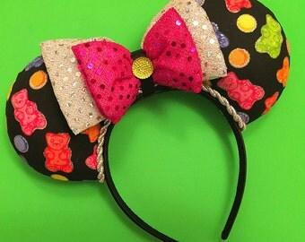 Candy Themed Mickey Ears