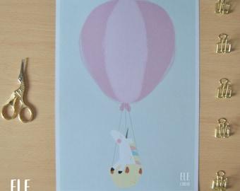 Unicorn - animal travellers - children's films