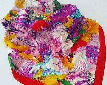 Italia Fashion vintage scarf