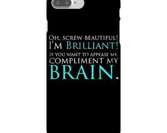 Cell Phone Case -greys Anatomy-quote- Tv Show-gift - Iphone Cell Phone Cases - Samsung Galaxy Case -tough-snap-glossy-matte-christmas