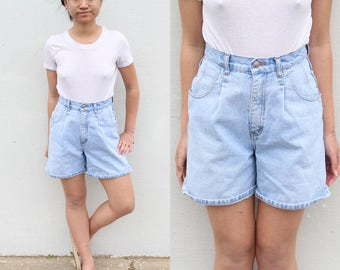 Bill Blass High Waist Shorts Highwaisted Shorts