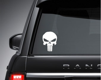 PUNISHER Decal - Limited Time Offer!