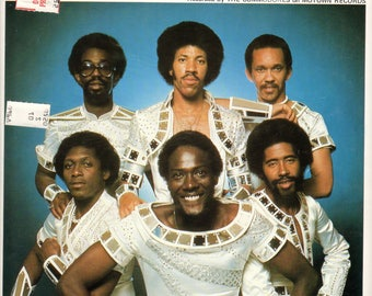 The Commodores Lionel Richie Three Times A Lady Sheet Music 1978