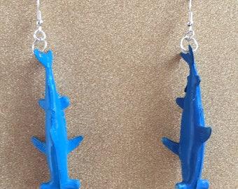 Hammerhead Shark Earrings