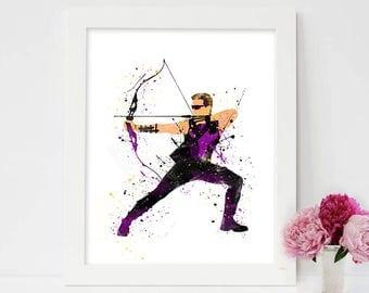 Hawkeye art, Hawkeye, Hawkeye marvel, iowa hawkeye, clint barton, marvel hawkeye, iowa hawkeye baby, The Avengers, Age of ultron, Marvel