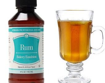 LorAnn Rum Emulsion 4oz