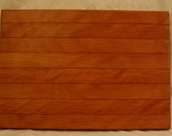 Exotic Hardwood Cutting Board