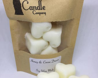 Honey and Cocoa Dream Wax Melts
