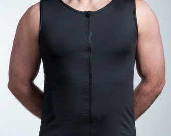 Spand-Ice Revive Tank: Wearable Back Pain Relief. Ice/Heat Therapy. MEN'S TANK