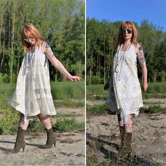Schicke hippie kleider