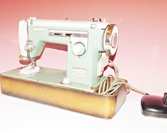 Ideal zig zag special sewing machine 50 erJ.