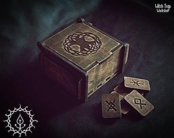 Anglo-saxon rune set