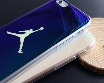 Custom Iphone Jump Man Jordan Cell Phone Smart Phone case