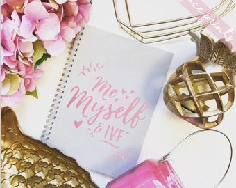 My,myself & IVF DIARY PRESALE